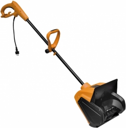Снегоуборщик электрический Carver STE 1333 1.3кВт