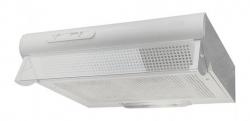 Вытяжка козырьковая Elikor Davoline 50П-290-П3Л белый управление: ползунковое (1 мотор)
