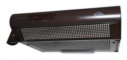 Вытяжка козырьковая Elikor Davoline 50П-290-П3Л коричневый управление: ползунковое (1 мотор)