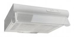 Вытяжка козырьковая Elikor Davoline 60П-290-П3Л белый управление: ползунковое (1 мотор)