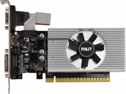 Видеокарта Palit PCI-E PA-GT730K-2GD5 nVidia GeForce GT 730 2048Mb 64bit GDDR5 902/2500 DVIx1/HDMIx1/CRTx1/HDCP Bulk low profile