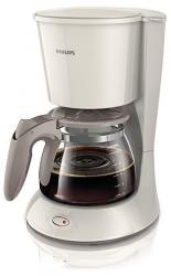Кофеварка капельная Philips HD7447/00 1000Вт белый