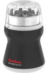 Кофемолка Moulinex AR110830 180Вт сист.помол.:ротац.нож вместим.:50гр черный
