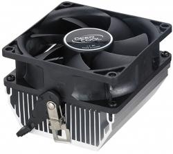 Устройство охлаждения(кулер) Deepcool CK-AM209 V2 Soc-FM2+/AM2+/AM3+/AM4/ 3-pin 22dB Al 65W 224gr Ret
