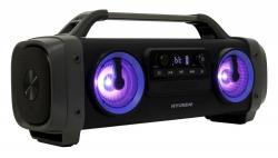 Аудиомагнитола Hyundai H-PCD400 черный