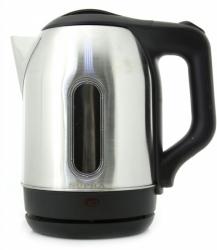 Чайник электрический Supra KES-2201SW нержавеющая сталь/черный