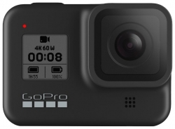 Экшн-камера GoPro HERO8 Black Edition 1xCMOS 12Mpix черный