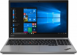 Ноутбук Lenovo ThinkPad E15-IML T Core i7 10510U/8Gb/SSD256Gb/Intel UHD Graphics/15.6 /IPS/FHD (1920x1080)/Windows 10 Professional 64/silver/WiFi/BT/Cam