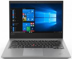 Ноутбук Lenovo ThinkPad E14-IML T Core i7 10510U/8Gb/SSD256Gb/Intel UHD Graphics/14 /IPS/FHD (1920x1080)/Windows 10 Professional 64/silver/WiFi/BT/Cam