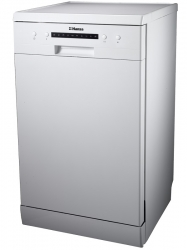 Посудомоечная машина Hansa ZWM416WH белый (узкая)