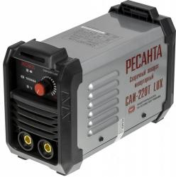 Сварочный аппарат Ресанта САИ-220Т LUX инвертор ММА DC 7.8кВт
