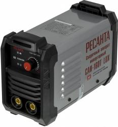 Сварочный аппарат Ресанта САИ-160Т LUX инвертор ММА DC 6.5кВт