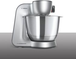 Кухонный комбайн Bosch MUM59343 1000Вт белый/серебристый