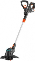 Триммер электрический Gardena ComfortCut Li-18/23 аккум. неразбор.штан. реж.эл.:нож