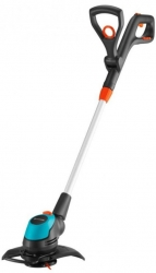 Триммер электрический Gardena EasyCut Li-18/23 аккум. неразбор.штан. реж.эл.:нож