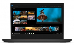 Ноутбук Lenovo ThinkPad E14-IML T Core i3 10110U/8Gb/1Tb/Intel UHD Graphics/14/IPS/FHD 1920x1080/Windows 10 Professional 64/black/WiFi/BT/Cam