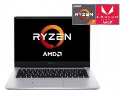 Ноутбук Xiaomi Mi RedmiBook Ryzen 7 3700U/16Gb/SSD512Gb/AMD Radeon Vega 8/14/IPS/FHD 1920x1080/Windows 10 trial для ознакомления Home/silver/WiFi/BT