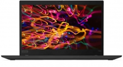 Ноутбук Lenovo ThinkPad T495s Ryzen 7 Pro 3700U/16Gb/SSD256Gb/AMD Radeon Vega 10/14/IPS/FHD 1920x1080/Windows 10 Professional 64/black/WiFi/BT/Cam