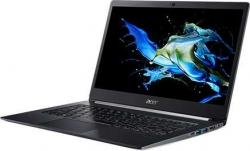 Ноутбук Acer TravelMate X5 TMX514-51-777D Core i7 8565U/8Gb/SSD512Gb/Intel UHD Graphics/14/FHD 1980x1080/Windows 10 Professional 64/black/WiFi/BT/Cam/4670mAh