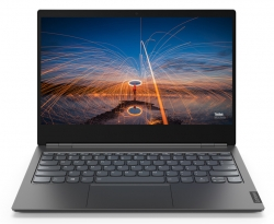 Ноутбук Lenovo Thinkbook Plus Core i5 10210U/16Gb/SSD512Gb/Intel UHD Graphics/13.3/IPS/FHD 1920x1080/Windows 10 Professional 64/grey/WiFi/BT/Cam