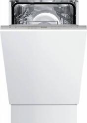 Посудомоечная машина Gorenje GV51212 1760Вт узкая белый