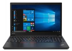 Ноутбук Lenovo ThinkPad E15-IML T Core i5 10210U/16Gb/SSD256Gb/Intel UHD Graphics/15.6/IPS/FHD 1920x1080/Windows 10 Professional 64/black/WiFi/BT/Cam