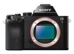 Зеркальный Фотоаппарат Sony Alpha A7 (ILCE-7M2) черный 24.3Mpix 3 1080p Full HD MS Pro