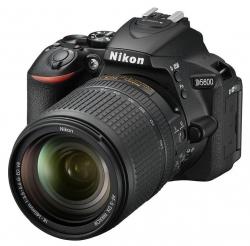 Зеркальный Фотоаппарат Nikon D5600 черный 24.2Mpix 18-140 VR AF-S 3
