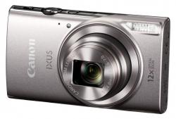 Фотоаппарат Canon IXUS 285HS серебристый 20.2Mpix Zoom12x 3 1080 SD CMOS IS opt 1minF 2.5fr/s 30fr/s/WiFi/NB-11LH