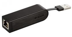 Сетевой адаптер Fast Ethernet D-Link DUB-E100 USB 2.0