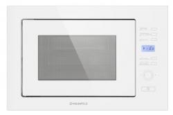 Микроволновая печь Maunfeld MBMO.25.7GW белый (встраиваемая)