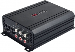 Усилитель автомобильный Nakamichi NAK-NKMD60.4 сlass D(mini) четырехканальный