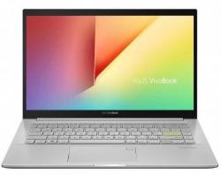 Ноутбук Asus VivoBook K413FA-EB527T Core i3 10110U/8Gb/SSD256Gb/Intel UHD Graphics/14/FHD 1920x1080/Windows 10/silver/WiFi/BT/Cam