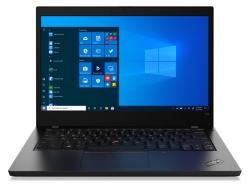 Ноутбук Lenovo ThinkPad L14 G1 T Core i7 10510U/8Gb/SSD256Gb/Intel UHD Graphics/14/WVA/FHD 1920x1080/Windows 10 Professional 64/black/WiFi/BT/Cam