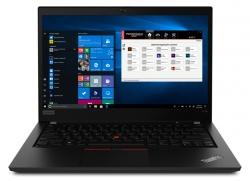 Ноутбук Lenovo ThinkPad P14s Core i7 10510U/8Gb/SSD256Gb/NVIDIA Quadro P520 2Gb/14/WVA/FHD 1920x1080/Windows 10 Professional 64/black/WiFi/BT/Cam