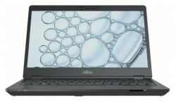 Ультрабук Fujitsu LifeBook U7310 Core i3 10110U/8Gb/SSD512Gb/Intel UHD Graphics 620/13.3/FHD 1920x1080/noOS/black/WiFi/BT/Cam