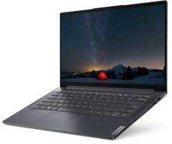 Ноутбук Lenovo Yoga Slim7 14ARE05 Ryzen 7 4800U/16Gb/SSD1000Gb/AMD Radeon/14/IPS/FHD 1920x1080/Windows 10/grey/WiFi/BT/Cam