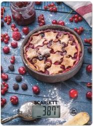 Весы кухонные электронные Scarlett SC-KS57P57 рисунок