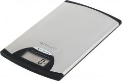 Весы кухонные электронные Scarlett SC-KS57P97 серебристый/черный