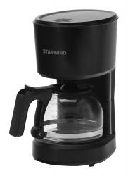 Кофеварка капельная Starwind STD0610 черный
