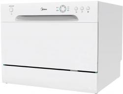 Посудомоечная машина Midea MCFD-0606 белый (компактная)
