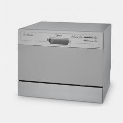 Посудомоечная машина Midea MCFD55200S серебристый